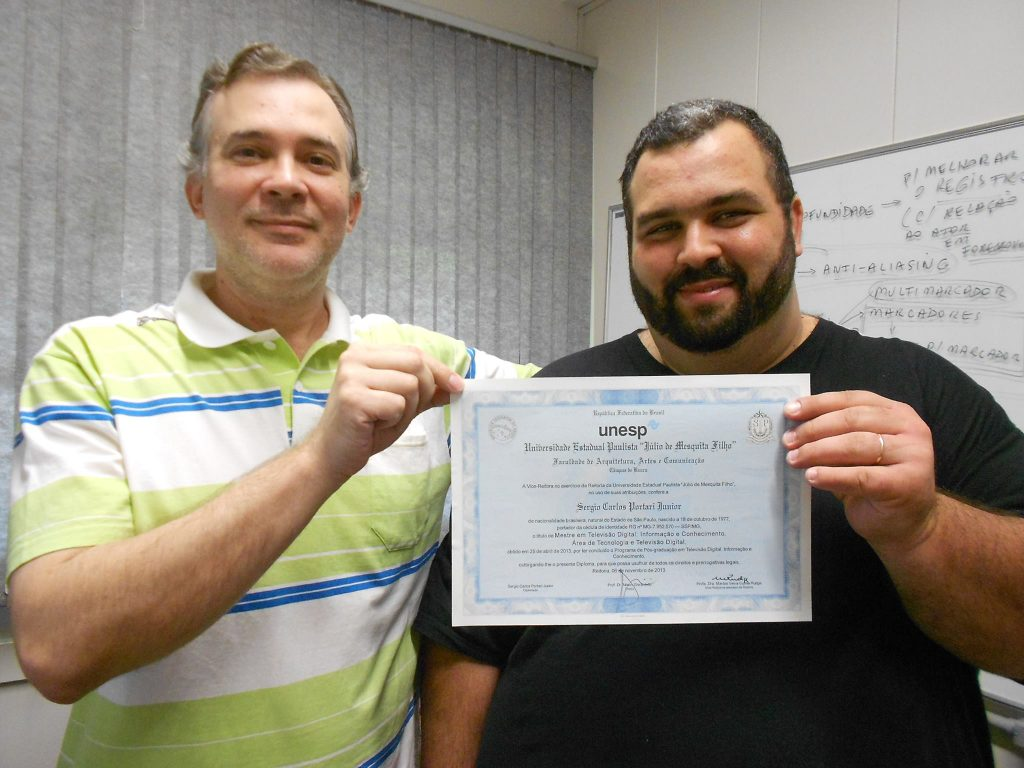 Diploma de Mestre