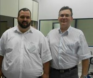 Sérgio Portari e Antonio C. Sementille